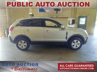 2008 Saturn VUE XE   JOPPA, MD   Auto Auction of Baltimore  in Joppa MD