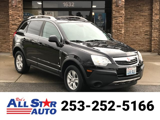 2008 Saturn VUE XE AWD in Puyallup Washington, 98371