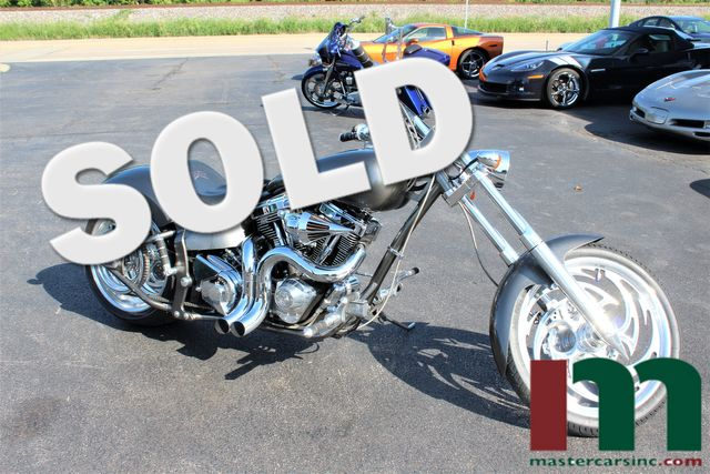 2008 Saxon Villain Chopper   Granite City, Illinois   MasterCars Company Inc. in Granite City Illinois