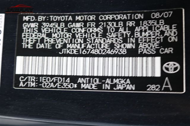 2008 Scion tC Merrillville, Indiana 44