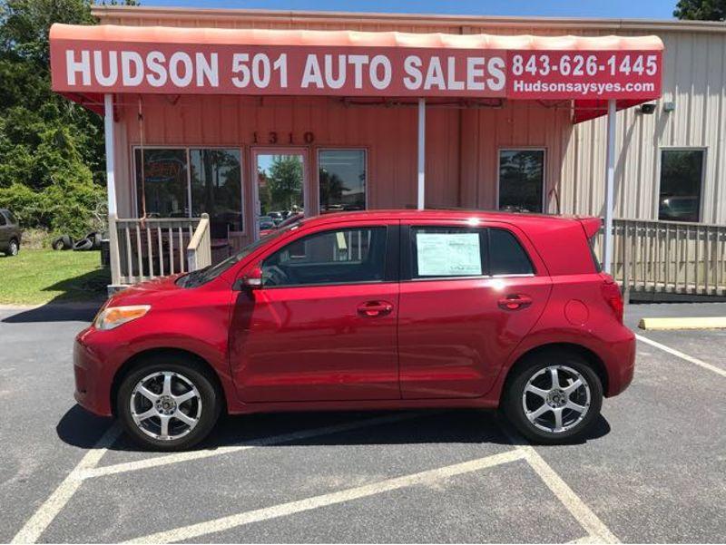 2008 Scion xD 5-Door Wagon   Myrtle Beach, South Carolina   Hudson Auto Sales in Myrtle Beach South Carolina