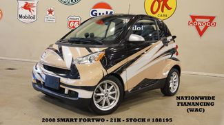 2008 Smart fortwo Passion Cabriolet PWR TOP,HTD LTH,6 DISK CD,21K in Carrollton, TX 75006