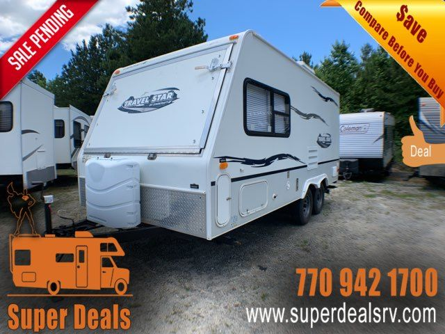 2008 Starcraft Travel Star 19CK