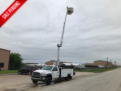 2008 Sterling 5500 BULLET BUCKET TRUCK  in Fort Worth, TX