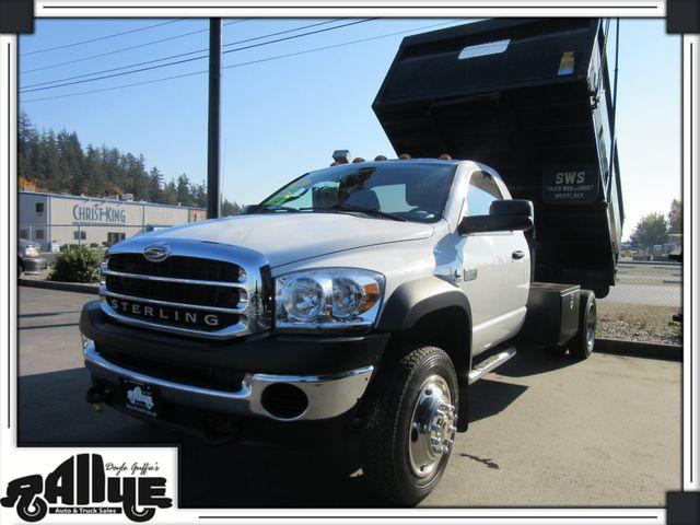 2008 Sterling Bullet Dump Truck 6.7L Cummins Diesel in Burlington WA, 98233