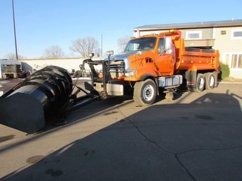 2008 Sterling LT9500 Plow/Dump with WingBlade & Sander  in St Cloud, MN
