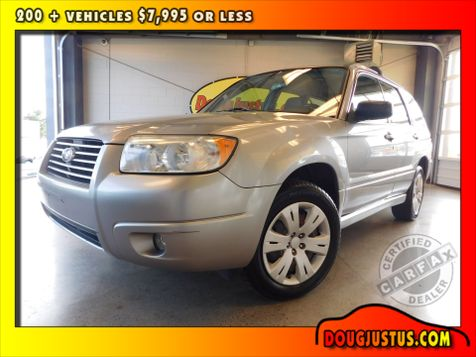 2008 Subaru Forester X in Airport Motor Mile ( Metro Knoxville ), TN