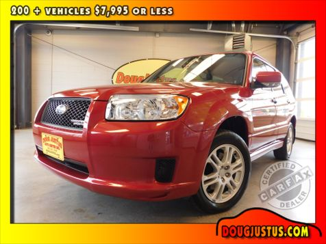 2008 Subaru Forester Sports X(New Timing Belt) in Airport Motor Mile ( Metro Knoxville ), TN