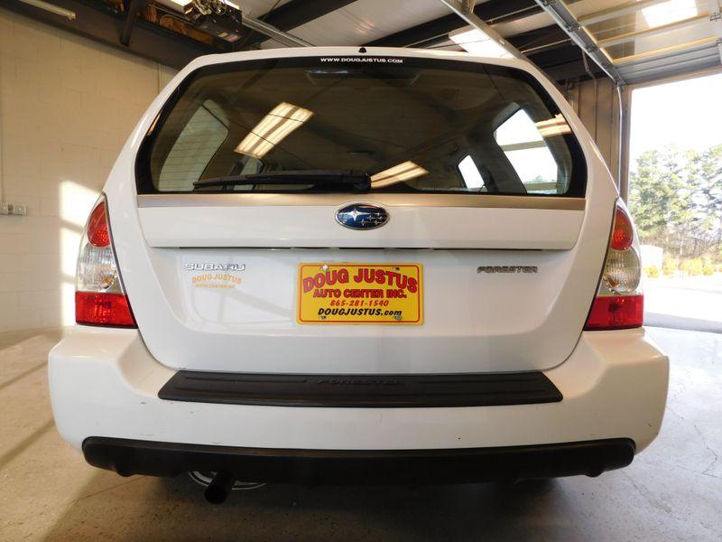 2008 Subaru Forester X  city TN  Doug Justus Auto Center Inc  in Airport Motor Mile ( Metro Knoxville ), TN