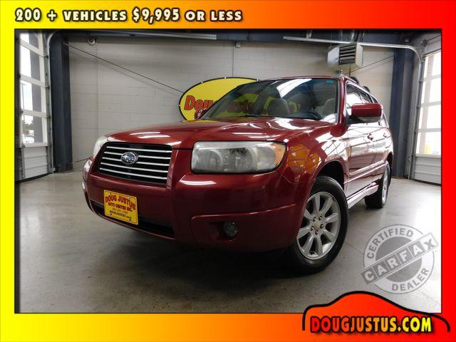 2008 Subaru Forester X w/Premium Pkg