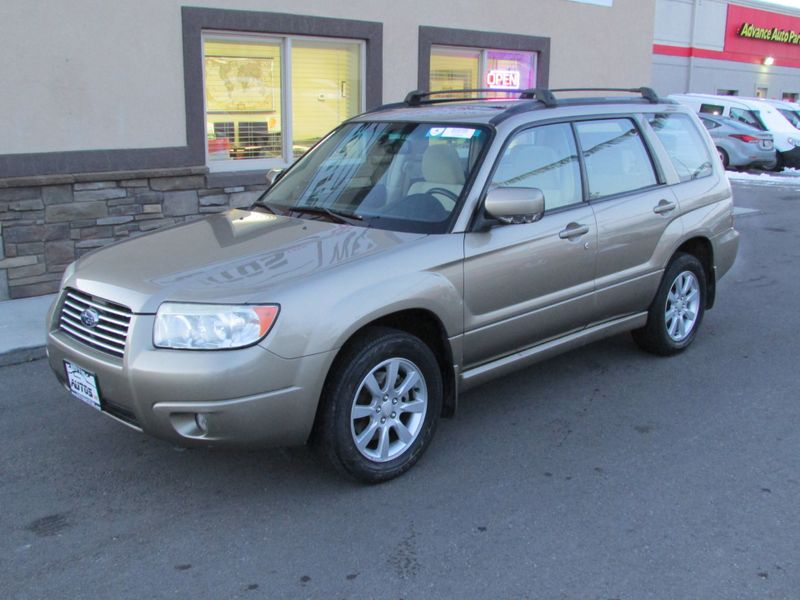 2008 Subaru Forester X AWD wPremium Pkg  city Utah  Autos Inc  in , Utah