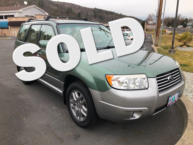 2008 Subaru Forester X L.L. Bean Ed | Ashland, OR | Ashland Motor Company in Ashland OR