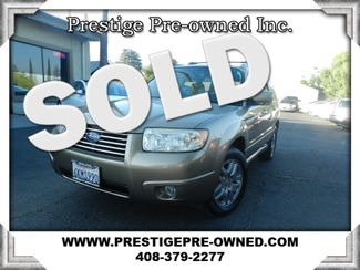 2008 Subaru Forester in Campbell CA