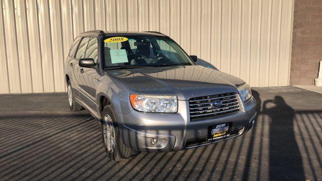 2008 Subaru Forester X
