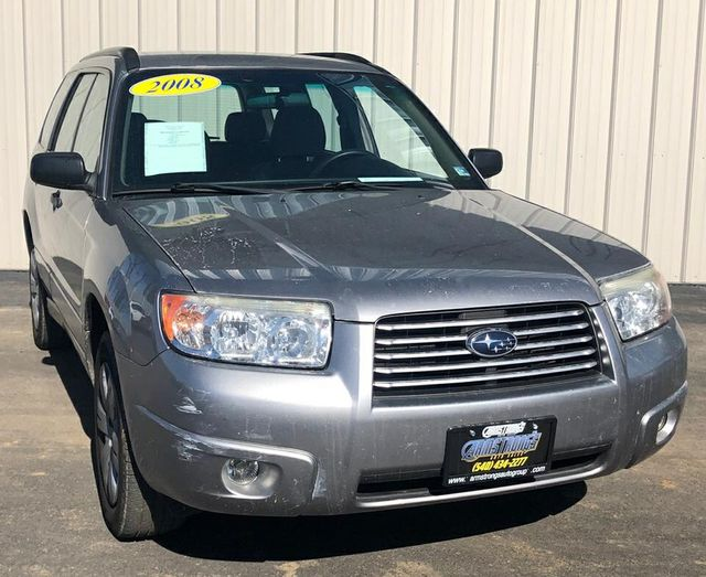 2008 Subaru Forester X AWD in Harrisonburg, VA 22802