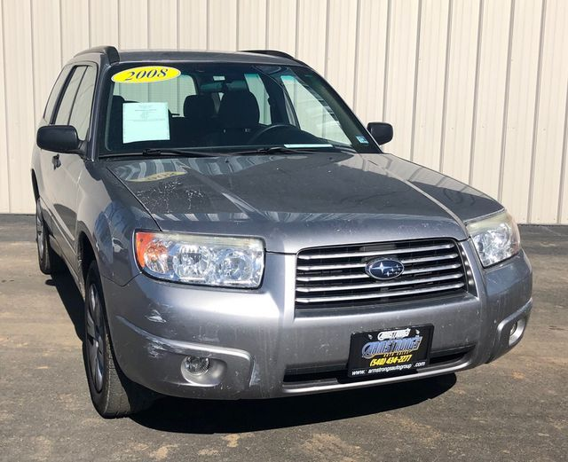 2008 Subaru Forester X in Harrisonburg, VA 22801