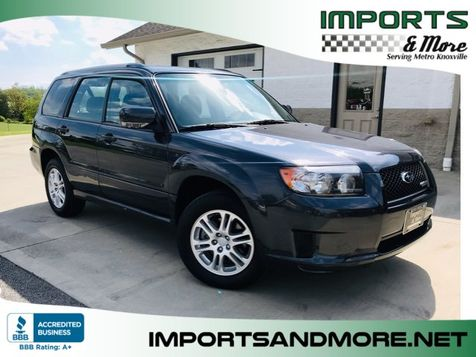 2008 Subaru Forester Sports 2.5X in Lenoir City, TN