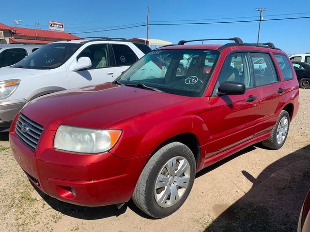 2008 Subaru Forester X in Orland, CA 95963