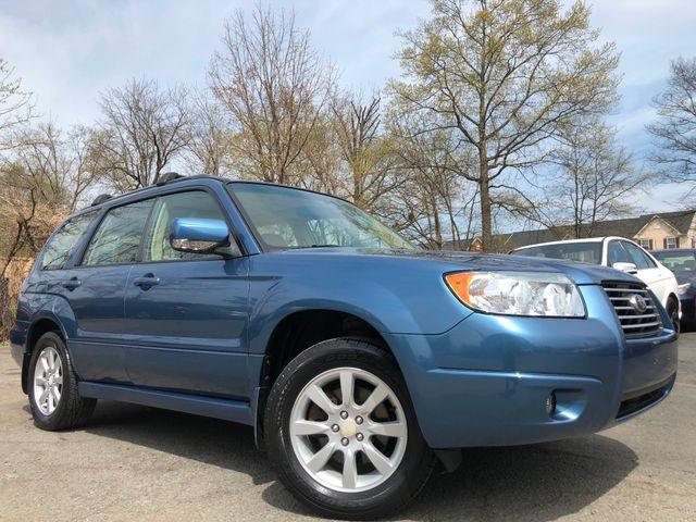 2008 Subaru Forester X w/Premium Pkg in Sterling, VA 20166