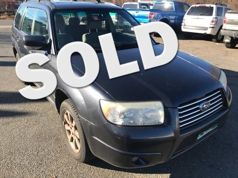 2008 Subaru Forester X in West Springfield, MA