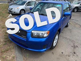 2008 Subaru Forester Sports X  city MA  Baron Auto Sales  in West Springfield, MA