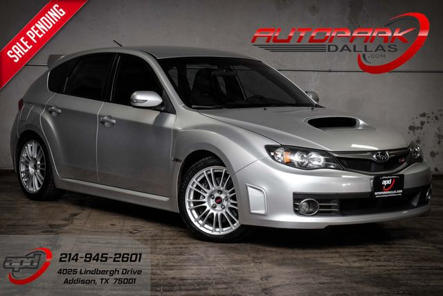 2008 Subaru Impreza STI w/ Upgrades