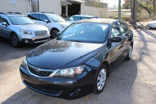 2008 Subaru Impreza i