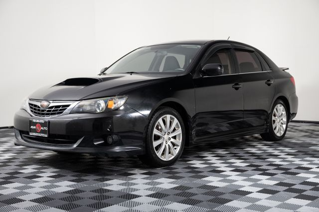 2008 Subaru Impreza WRX w/Premium Pkg