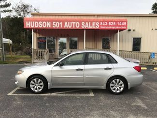 2008 Subaru Impreza i | Myrtle Beach, South Carolina | Hudson Auto Sales in Myrtle Beach South Carolina