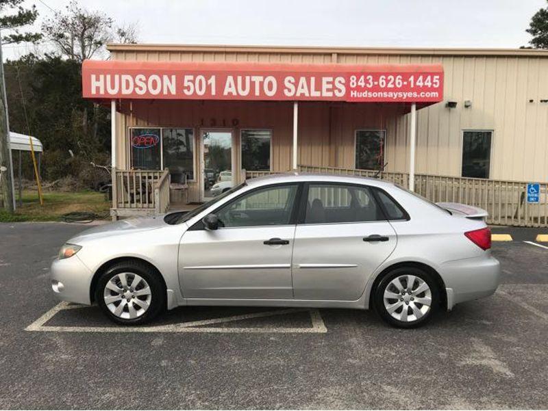 2008 Subaru Impreza i | Myrtle Beach, South Carolina | Hudson Auto Sales in Myrtle Beach South Carolina