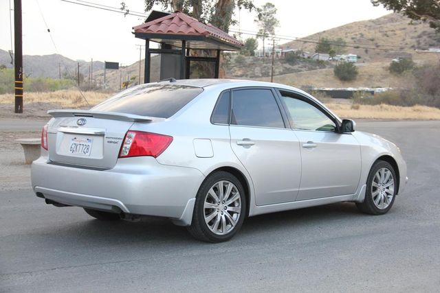 2008 Subaru Impreza WRX Santa Clarita, CA 4
