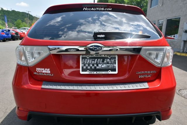 2008 Subaru Impreza WRX w/Premium Pkg Waterbury, Connecticut 3
