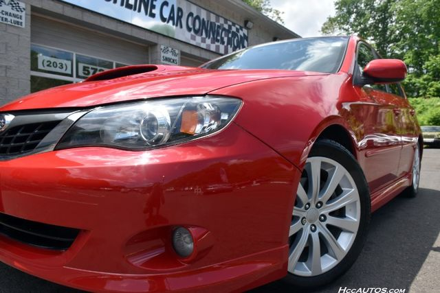2008 Subaru Impreza WRX w/Premium Pkg Waterbury, Connecticut 8
