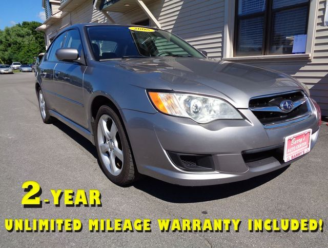 2008 Subaru Legacy 2.5I in Brockport NY, 14420