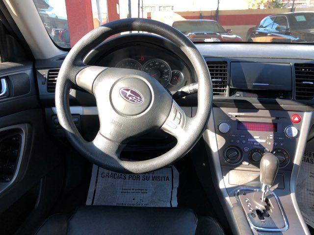 2008 Subaru Legacy CAR PROS AUTO CENTER (702) 405-9905 Las Vegas, Nevada 7