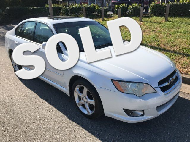 2008 Subaru Legacy Limited Knoxville, Tennessee
