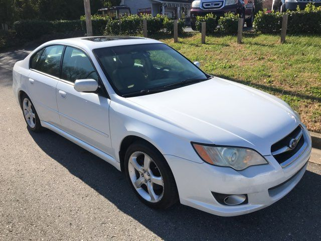 2008 Subaru Legacy Limited Knoxville, Tennessee 1