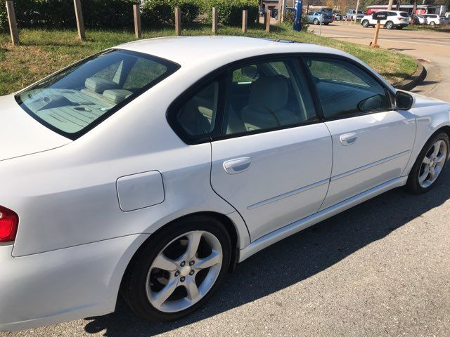 2008 Subaru Legacy Limited Knoxville, Tennessee 4