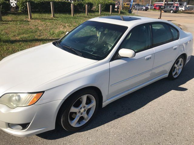 2008 Subaru Legacy Limited Knoxville, Tennessee 12