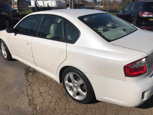2008 Subaru Legacy Limited Knoxville, Tennessee 45