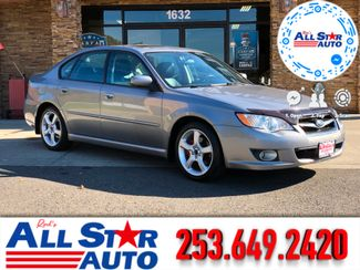2008 Subaru Legacy 2.5i in Puyallup Washington, 98371