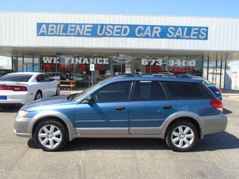 2008 Subaru Outback i in Abilene, TX
