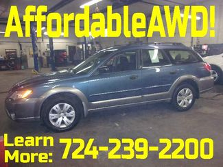 2008 Subaru Outback 2.5L AWD in Bentleyville, Pennsylvania 15314