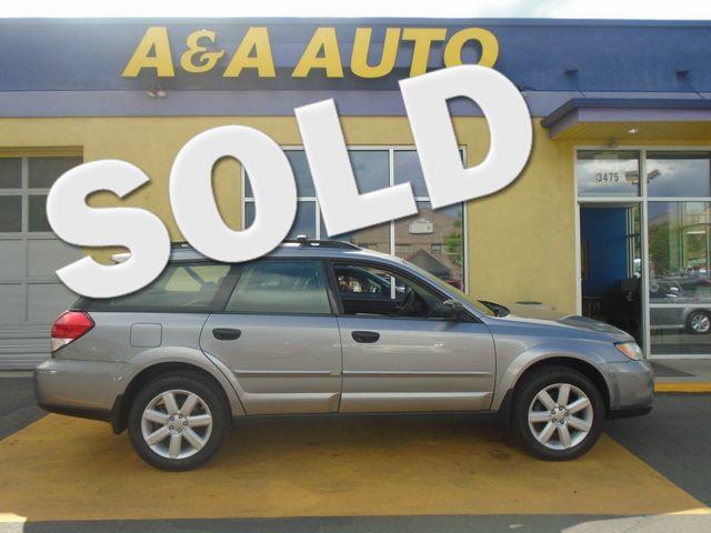 2008 Subaru Outback i in Englewood, CO 80110
