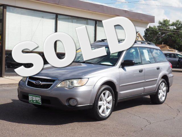 2008 Subaru Outback 2.5i Englewood, CO