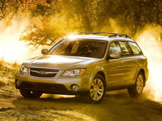 2008 Subaru Outback 2.5i in Medina, OHIO 44256
