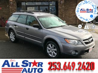 2008 Subaru Outback 2.5i AWD in Puyallup Washington, 98371