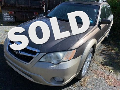 2008 Subaru Outback Ltd in West Springfield, MA