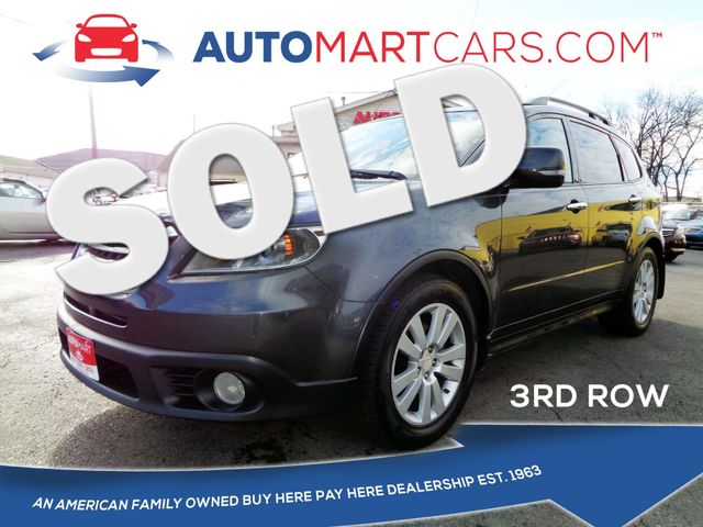 2008 Subaru Tribeca 7-Pass Ltd w/Nav | Nashville, Tennessee | Auto Mart Used Cars Inc. in Nashville Tennessee