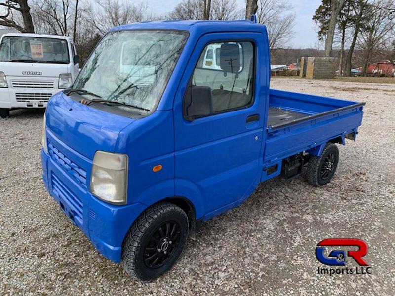 2008 Suzuki 4wd Japanese Minitruck [a/c, power steering]    Jackson, Missouri   GR Imports in Jackson Missouri
